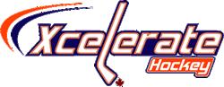 Xcelerate Hockey Logo